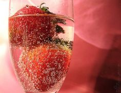 Champagne Strawberry Punch