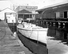 Boat captured with illegal liquor, Jacksonville, GA. State Archives of Florida, Florida Memory.
