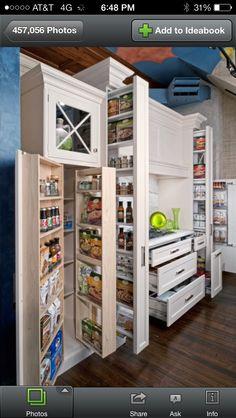 Kitchen space savor