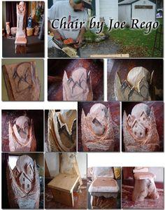 Chair by Joe Rego