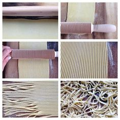 All you ever wanted to know about Pasta! in this cool Wix based blog   by knead