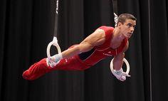 2012 Olympic Trials: Men's Gymnasts - Gymnastics Slideshows | NBC Olympics Jake Dalton