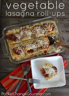 Vegetable Lasagna Ro