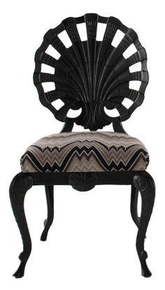 Shell Chair - Michelle Nussbaumer
