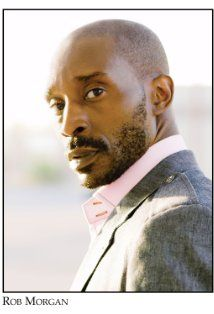 Rob Morgan - Plays Patrice Parker in ALL HALE