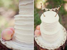 ribbon design, futur, cake peach, rustic engagement cake, white cakes
