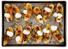 Recipe: Serious Potato Skins || Photo: Zachary Zavislak for The New York Times