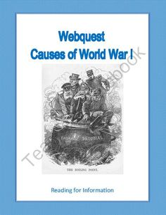 world war one militarism essay