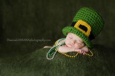 Sleeping Leprechaun by Dianna Gabbana, via 500px