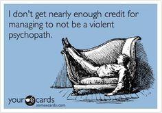 Enough credit