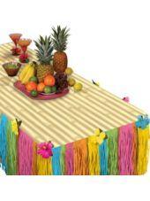 Tiki Transform-A-Table Kit-Party City