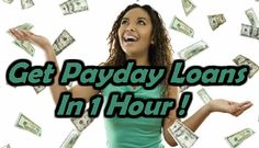 Payday Loans are easy to attain and can be used in times of crisis. The loans are easy to avail and can be derived with considerable ease. As for these loans, the terms and conditions too are quite viable. payday loan, cash loan, credit check, hour payday, bad credit, instal loan