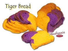 Tiger Bread, Loaf...  Available at Ambrosia Bakery