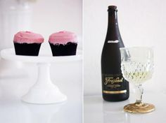 simple and sweet treats for a girls' night in