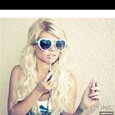 Chanel West Coast- Love her hair!