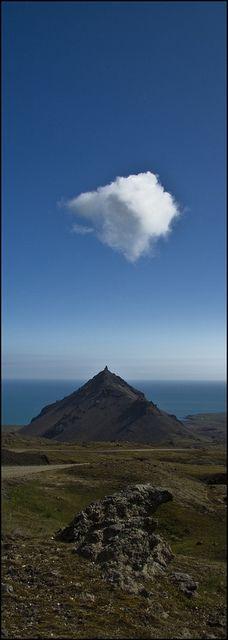 Mount Stapafell, Arnarstapi, Iceland