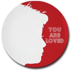 Make a custom silhouette plate for your loved one! #silhouette