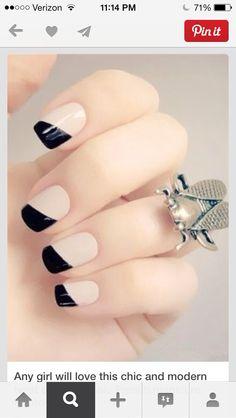 Retro nail
