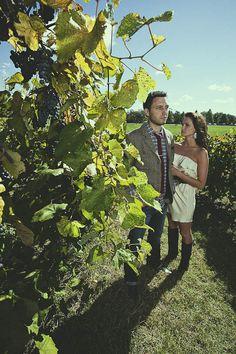 orchard or vineyard