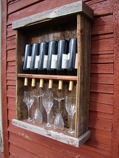 design homes, home interiors, wood wine, barns, wine rack
