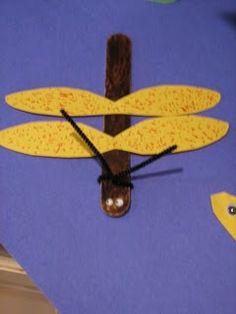 Dragonfly Pond craft