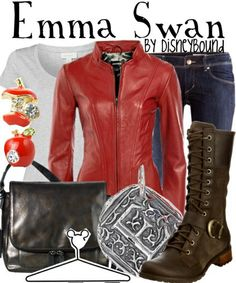 emma swan disneybound, disneybound once upon a time, disney bound outfits, emma swan outfit, disneybound fashion, dress up, inspired outfits, anime outfits, emma outfit