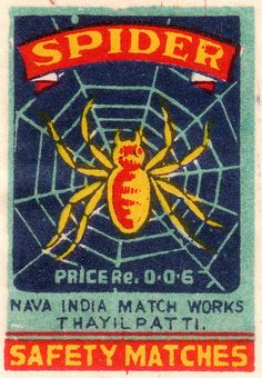 Safety Matches.
