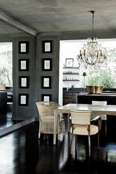ceiling, wall, flooring