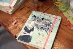 Lady Desidia notebook