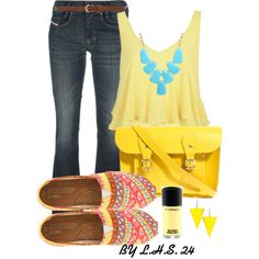 """""""Untitled #2712"""" by lilhotstuff24 on Polyvore"""