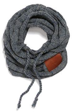knit neck, cabl knit, idea, trendi scarf, style, cloth, accessori, scarves, neck gaiter