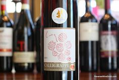 The Reverse Wine Snob: Chateau De Clapier Calligrappe Red 2011 - Lovely! A delightful blend of Grenache and Syrah from the Luberon. http://www.reversewinesnob.com/2014/03/chateau-de-clapier-calligrappe.html #wine #winelover