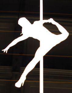 Twisted Ballerina Pole Dance Decal [TwistedBallerina_Decal] - $5.99 : Clubwear, Pole Dancing Clothes, Exotic Wear and Stripper Clothes