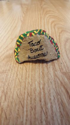 Taco bout awesome pa