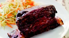 Awesome grilling tips from Americas Test Kitchen on NPR including grilled short ribs!