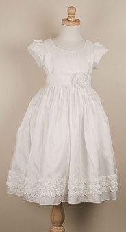 Idea for a baptism dress