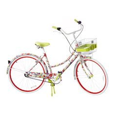 Pretty on pedals: the Alice + Oliva Bike from the limited‐time Neiman Marcus + Target collection. #Holiday24