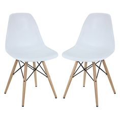Love these Dining Side Chairs - Set of 2 side chairs
