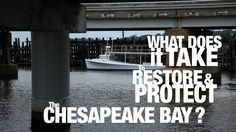 What does it take to restore and protect the Chesapeake Bay? Start here, and then discover more at chesapeakebay.net. A video from the Chesapeake Bay Program.