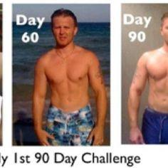 Jay Brown Killing HIS 1st 90 Day Challenge! Go Bulldog...Go!!!