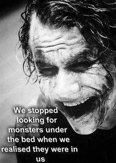 The Dark Knight Joker Quotes