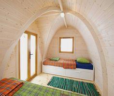 pod houses