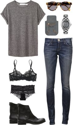 """""""relax weekend"""" by toutestparfait ❤ liked on Polyvore"""