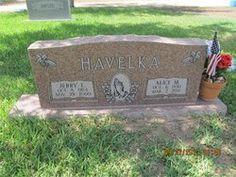 Alice Mary <i>Liska</i> Havelka