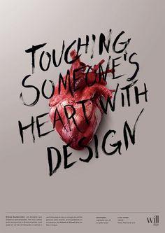 Poster Sagmeister's Workshop by Matheus Mendes, via Behance