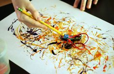 7 Unique Painting Tools for Kids