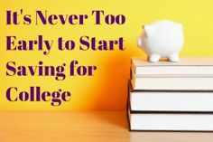 It's Never Too Early to Start a College Savings Fund-   Learn how at Twiniversity.com!