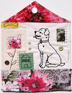 Dog house #quilt