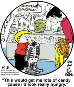kids lol - Halloween Comics