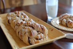 GIANT Cinnamon Twists